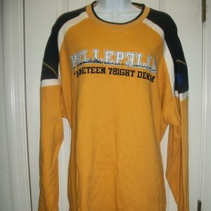 VINTAGE PELLE PELLE Mens Sweater Size XL